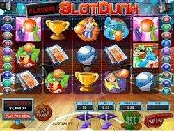 Slot Dunk Slot Screenshot