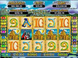 Coat of Arms Slot Game
