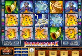 Thunderstruck is a Microgaming Slot