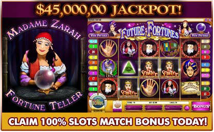 Play Future Fortunes Slot at Superior Casino