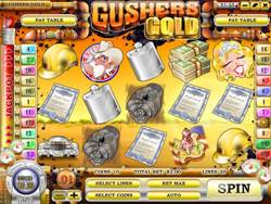 Gushers Gold Rival Gaming Slot