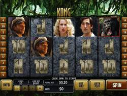 Kong Slot - New Playtech Slot